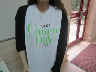t-shirt citizen day