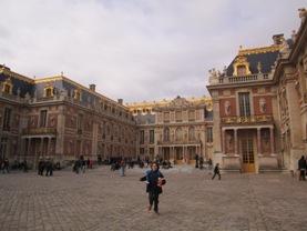 Visite au Chateau de Versailles