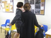 Accueil des Familles au Centre Corot