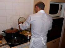 Cuisine au Petit Corot