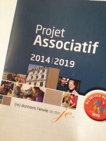 Projet associatif 2014 2019