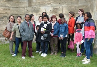 Photo de groupe chantilly