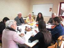 Equipe Accueil Jeunes Centre Corot